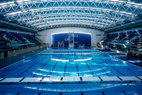 Pool Complex Butlins Minehead Michael Edwards Consultants Limitedmichael Edwards Consultants