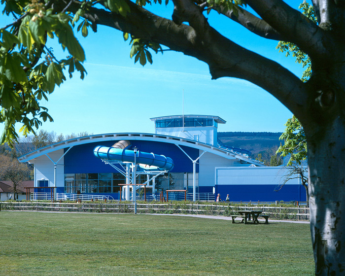 Pool complex butlins minehead michael edwards consultants limited for Bognor regis butlins swimming pool